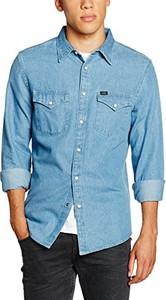 Błękitna koszula lee