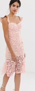 Sukienka Jarlo na ramiączkach
