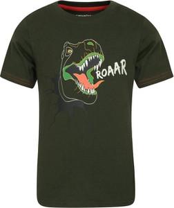 Koszulka dziecięca Mountain Warehouse dla chłopców z krótkim rękawem