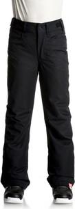 Czarne spodnie dziecięce Roxy