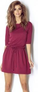 Sukienka Ivon mini z bawełny