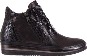 Czarne buty sportowe bayla