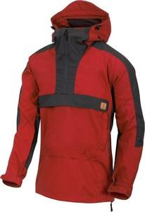 Czerwona kurtka HELIKON-TEX z bawełny krótka