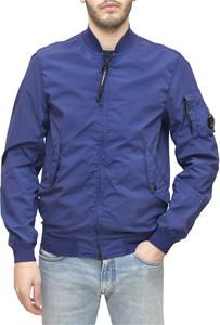 Niebieska kurtka C.P. Company w stylu casual