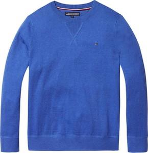 Sweter Tommy Hilfiger z dżerseju