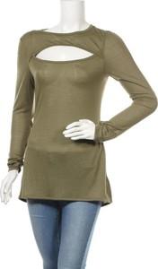 Zielona bluzka Gymshark