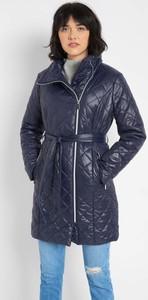 Granatowa kurtka ORSAY w stylu casual