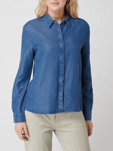 Niebieska koszula Esprit z jeansu