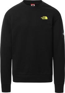 Czarna bluza The North Face z bawełny w sportowym stylu