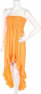 Pomarańczowa sukienka Juicy Couture