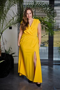 Sukienka tono.sklep.pl maxi oversize