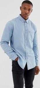 Niebieska koszula New Look z jeansu