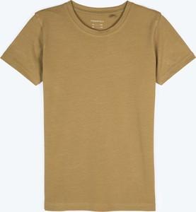 Koszulka dziecięca Gate z krótkim rękawem z bawełny