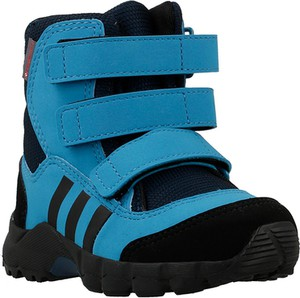 Buty dziecięce zimowe Adidas na rzepy