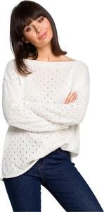 Sweter Be w stylu casual