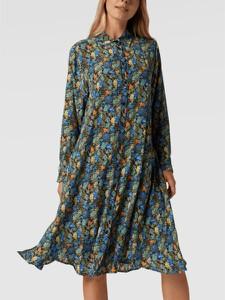 Sukienka MaxMara w stylu casual koszulowa z długim rękawem