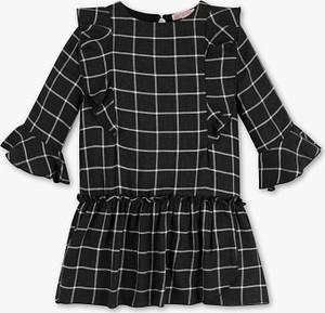 Czarna sukienka dziewczęca Smart & Pretty
