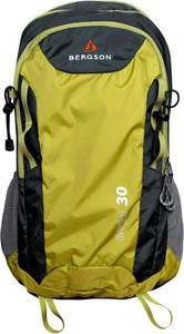 Żółty plecak męski Bergson