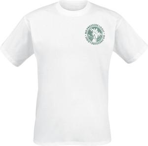 T-shirt Emp z nadrukiem z krótkim rękawem