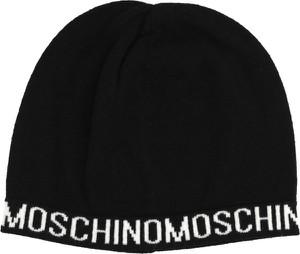 Czapka Moschino w stylu casual