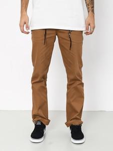 Brązowe spodnie Dgk