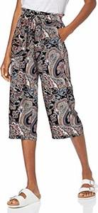 Spodnie amazon.de w stylu boho z nadrukiem