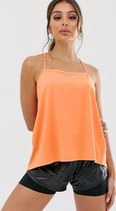 Pomarańczowa bluzka Asos