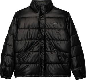Czarna kurtka Prosto Klasyk w stylu casual