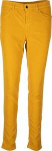 Żółte spodnie United Colors Of Benetton