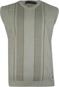 Sweter Kings w stylu casual z okrągłym dekoltem