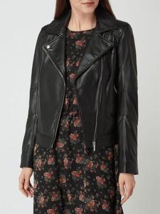 Czarna kurtka Jake*s Collection w stylu casual