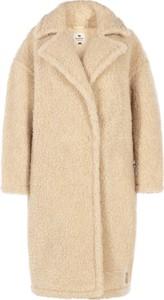 Płaszcz Alwero z wełny