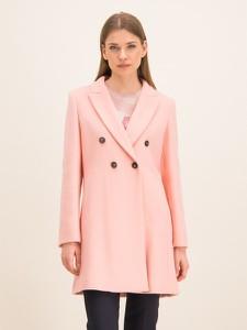 Różowy płaszcz Marella