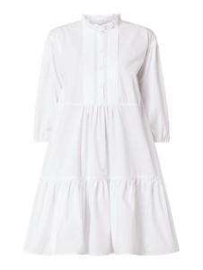 Sukienka DESIGNERS REMIX z długim rękawem w stylu casual koszulowa