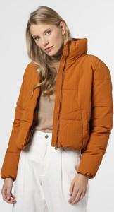 Pomarańczowa kurtka Only w stylu casual