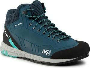Buty trekkingowe Millet z płaską podeszwą