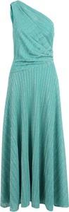 Zielona sukienka Missoni bez rękawów