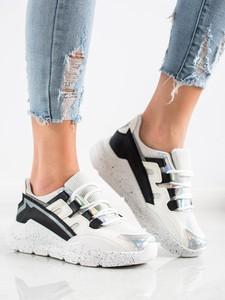 Buty sportowe Czasnabuty z zamszu sznurowane