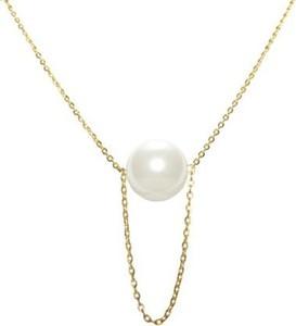 Noor Of Sweden Hanging Pearl Necklace