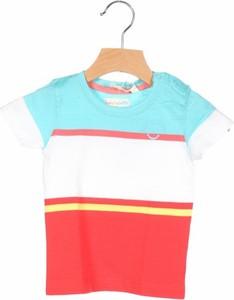 Koszulka dziecięca Tricky Tracks dla chłopców