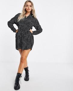 Sukienka Missguided mini szmizjerka
