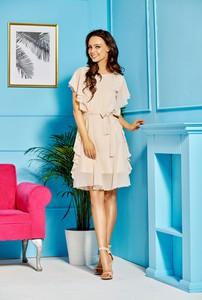 Sukienka Lemoniade mini w stylu casual z krótkim rękawem