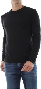 Czarny sweter Bomboogie w stylu casual