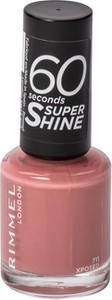 Rimmel London 60 Seconds Super Shine Lakier Do Paznokci 8Ml 711 Xposed