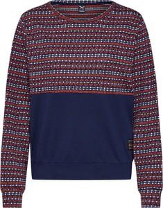 Bluzka Iriedaily w stylu casual z bawełny z okrągłym dekoltem