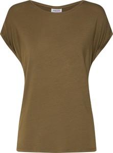 Zielona bluzka Vero Moda w stylu casual