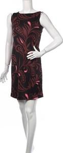 Sukienka Maliparmi bez rękawów z okrągłym dekoltem