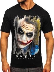 T-shirt Denley z nadrukiem