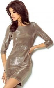 Sukienka Ivon mini z tkaniny