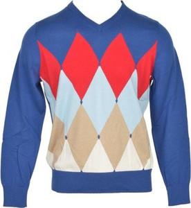 Sweter Ballantyne z kaszmiru